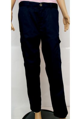 Uneek UC905 Ladies Cargo Trousers Black (XSmall to 3XL)