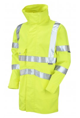 Leo Workwear A04-Y Class 3 Breathable Executive Anorak  (Small To 6XL)
