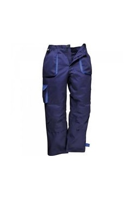 Portwest TX16 Texo Contrast Trouser-Lined Navy