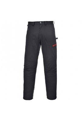 Portwest TX61 Texo  Danube Trousers Black REG AND TALL LEG (Small to 3XLarge)