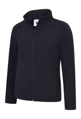 Uneek UC613 Ladies Full Zip Soft Shell Jacket (XS to 2XL) 3 COLOURS