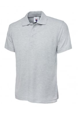 Uneek UC105 Active Polo Shirt 50/50 Polycotton  (XSmall TO 5XL) 11 COLOURS