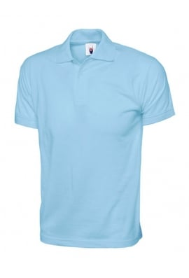 Uneek UC122 Jersey Polo Shirt (XSmall To 3XL) 8 COLOURS