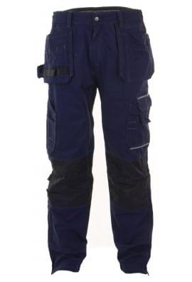 Beeswift SMPTN Click Navy Shawbury Premium Multi Pocket Trouser