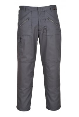 Portwest S887GY Action Trousers Grey