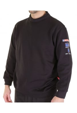 Click CARC3 ARC Compliant Swestshirt - Navy (Small to 6XL)