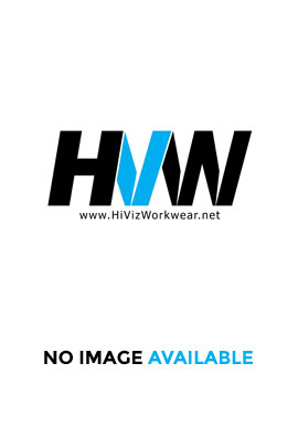 Be Seen Flame Retardant Hi Vis  Waterproof Jacket - Yellow (Small To 5XL)