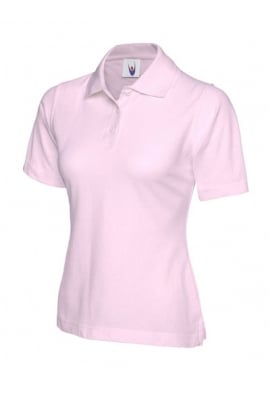 Uneek UC106 Ladies Fit Polo Shirt 50/50 Polycotton  (XSmall To 4XL) 16 COLOURS