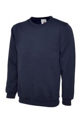 Uneek UC205 Olympic SweatShirt (XSmall To 4XL) 7 COLOURS