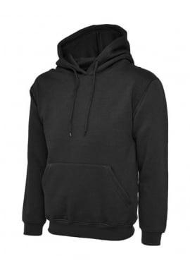Uneek UC502 Classic Hooded SweatShirt 50/50 Polycotton (Xsmall to 4Xlarge) 21 Colours