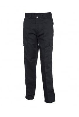 Uneek Uneek UC902 Budget Cargo Trousers Black