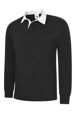 Uneek UC402 Premium Rugby Shirt