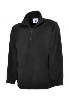 Uneek UC602 Premium 1/4 Zip Micro Fleece Jacket (Xsmall to 3XLarge) 5 COLOURS