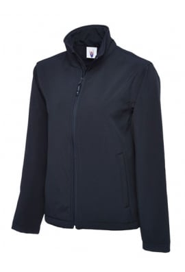 Uneek UC612 Classic Full Zip Softshell Jacket Waterproof , Windproof , Breathable (Xsmall to 6Xlarge) 3 COLOURS