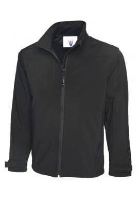 Uneek UC611 Premium Waterproof Full Zip Softshell Jacket (Xsmall to 3XLarge) 3 COLOURS