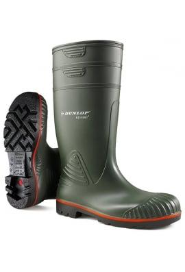 Dunlop A442631 Acifort Heavy Duty Full Safety Wellington
