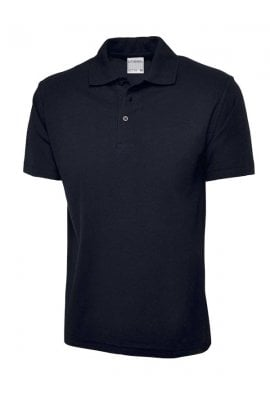 Uneek UC114 Ultra Polo Shirt 100% Ring Spun Cotton (XSmall to 3XLarge) 12 COLOURS
