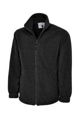 Uneek UC604 Classic Full Zip Unisex Micro Fleece Jacket (Xsmall to 6Xlarge) 6 COLOURS