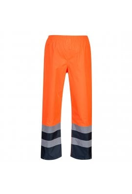 Portwest S486 Hi-Vis Two Tone Traffic Trousers (Small To 3XL)