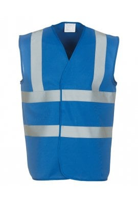 Yoko HVW100 Hi Vis Vests  (Small To 5XL) 15 COLOURS