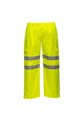 Portwest S597 - Breathable Waterproof Overtrousers (Small to 3Xlarge)