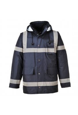 Portwest S433 PortWest Iona Enhanced Visibility Jacket (Small To 2XL) 2 COLOURS
