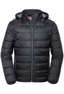 Russell J440M Russell Waterproof Windproof Hooded Nano Jacket (Small to 4Xlarge) 4 COLOURS