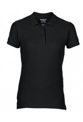 Gildan GD043 Ladies Fit Premium Cotton Polo Double PIque (Small to 2Xlarge) 14 COLOURS