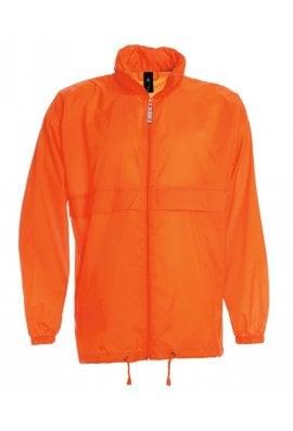 B&C Collection BA 601 Sirocco Rain Jacket (Smal to 3XLarge)