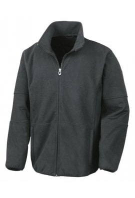 Result R131M Osaka Combed Pile Softshell Jacket (Small to 3Xlarge) 2 COLOURS