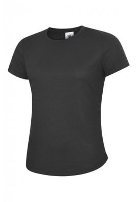 Uneek UC316 UC316 Ladies Ultra Cool T Shirt (XSmall to 2XLarge) 7 COLOURS