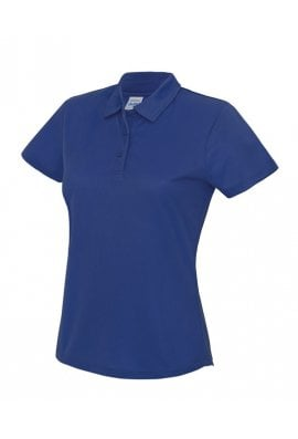 AWD is Hoods JC045 Ladies Fit Cool Polo (XSmall To 2XL) 8 COLOURS
