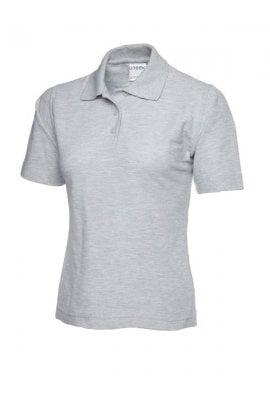 Uneek UC115 Ladies Ultra Cotton Poloshirt  (Xsmall to 3Xlarge) 12 COLOURS