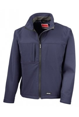 Result R121A Classic Softshell Jacket (Small to 4XLarge) 7 COLOURS