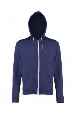 AWD is Hoods JH058 Full Zip Hoodie  (Xsmall to 2XLarge) 3 COLOURS