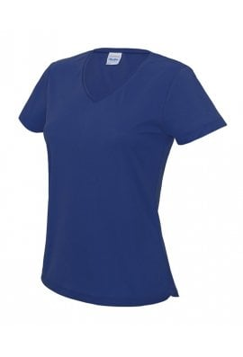 AWD is Hoods JC006 Ladies V Neck  Cool T-shirt (Xsmall To 2XL) 7 COLOURS