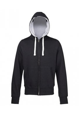 AWD is Hoods JH052 Full Zip Hoodie (Small to 2XLarge) 6 COLOURS