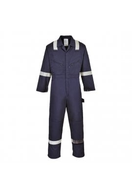 Portwest F813 Iona Enhanced Visibility Coverall (S To 3XL)