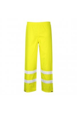Portwest S480 Hi-Vis Traffic Trousers (Small To 3XL)