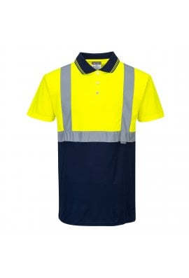 Portwest S479 Two-Tone Polo Shirt (Small To 3XL)
