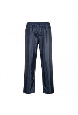Portwest S441 Classic Adult Rain Trousers (Small To 5XL)