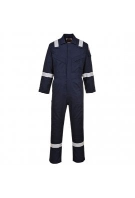 Portwest FR28 Light Weight Flame Retardent Anti-Static Coverall  (XS To 5XL)