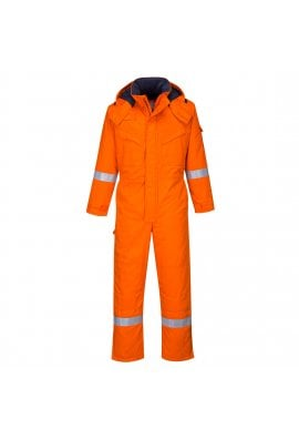 Portwest FR53 Flame Resistant Anti-Static Winter Coverall  (S To 3XL)