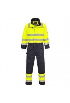 Portwest FR60 Multi-Norm Flame Resistant Anti static Coverall (Small To 2XL)
