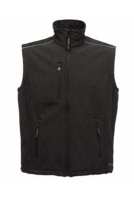 Regatta RG079 Wind and Water Resistant Softshell Bodywarmer (Small to 3XLarge) 2 COLOURS