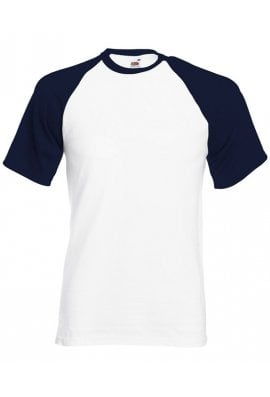 Fruit Of The Loom SS026 Short Sleevedl T-Shirt (Small To 2XL) 5 COLOURS