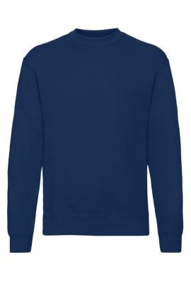 Fruit Of The Loom SS200 Classic 80/20 Set-In SweatShirt (Small to 3XLarge) 11 COLOURS