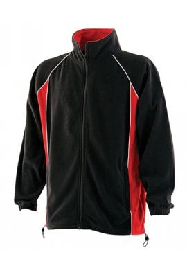 Finden And Hales LV550 Piped Microflece Jacket (Small to 2XLarge) 2 COLOURS