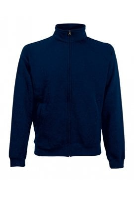 Fruit Of The Loom SS826 Premium 70/30 Sweat Jacket (Small to 2Xlarge) 5 COLOURS