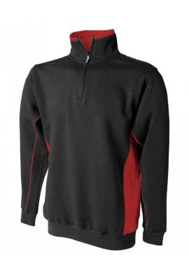 Finden And Hales LV338 1/4 Zip SweatShirt (Small to 2Xlarge) 2 COLOURS